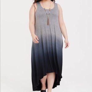 Lovely torrid Midi Dress Hombre
